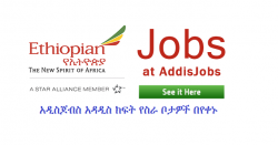 Ethiopian Airlines Vacancy – Entry Clerk